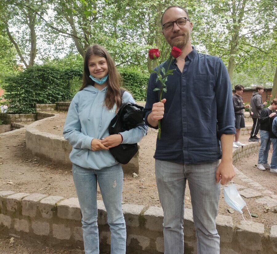 Bestes Lehrerpaar: Herr Liepelt und Frau Liepelt